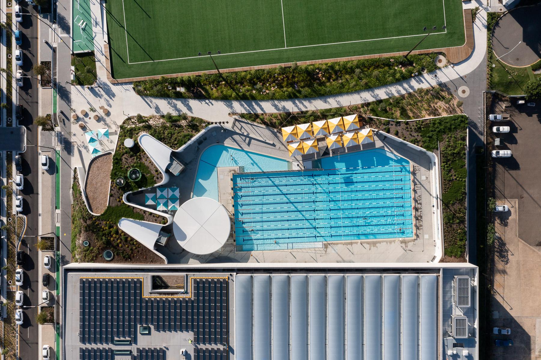 Gunyama Park Aquatic and Recreation Centre
