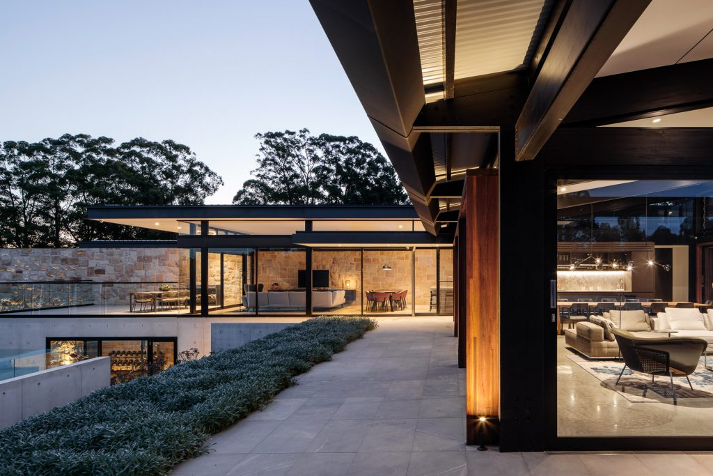 Robson Road House