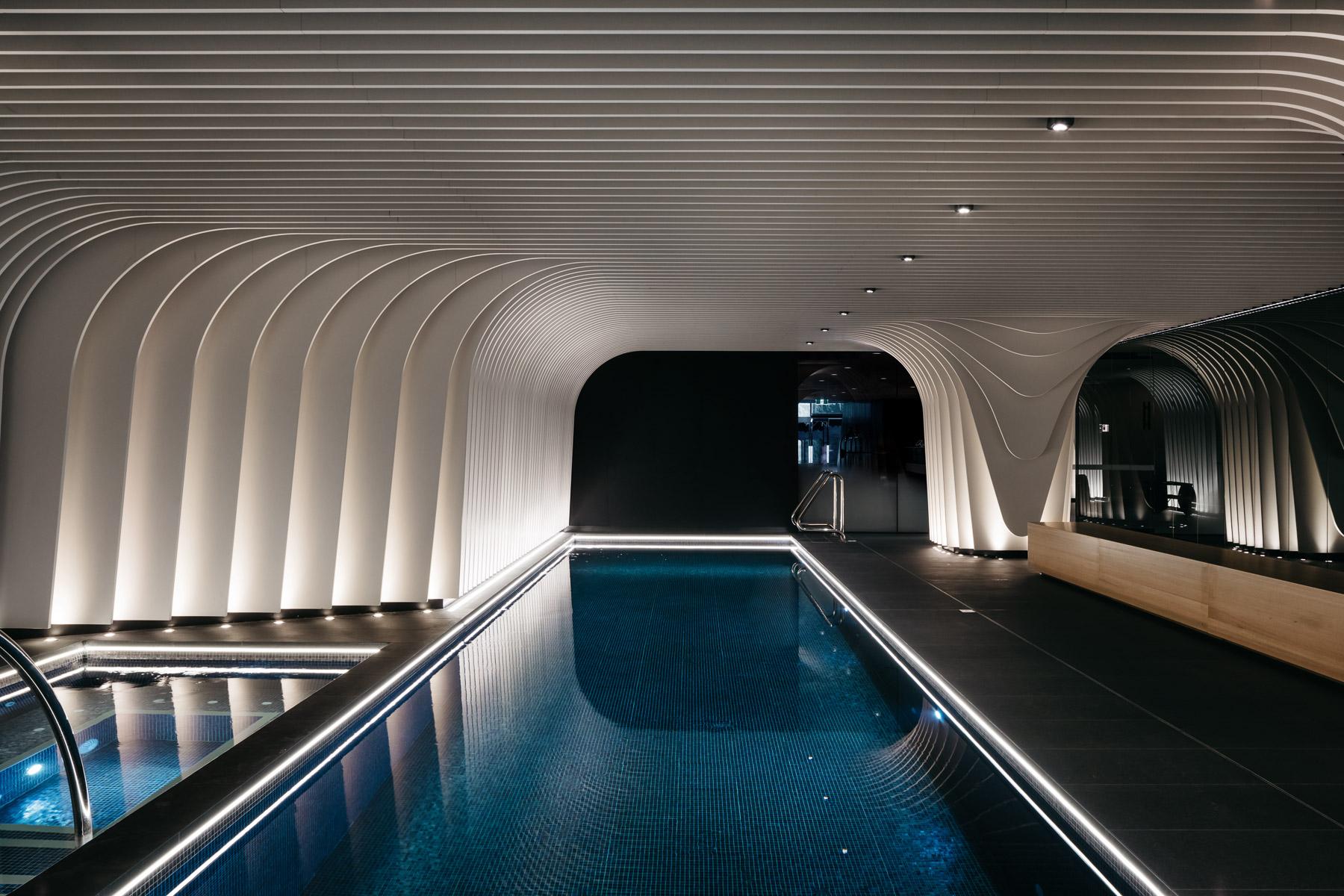 The Arc Swimming Pool