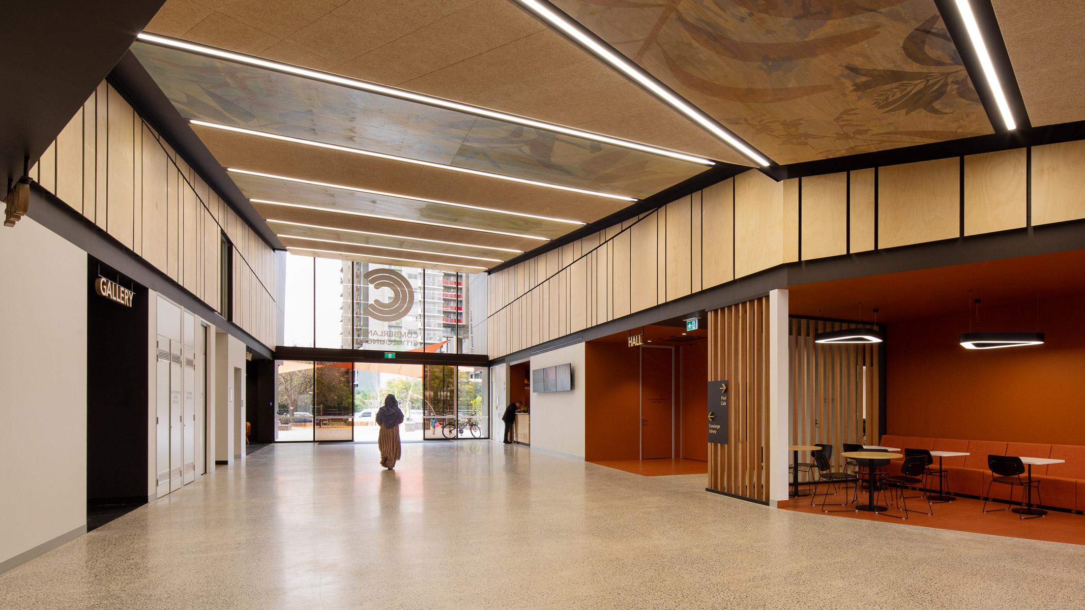 Granville Multipurpose Centre